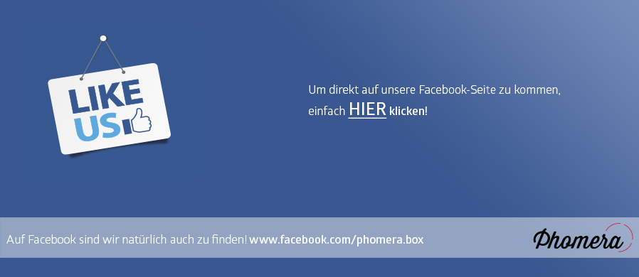 Phomera on Facebook